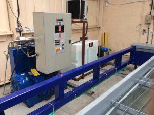 used Ingersol Rand HP waterjet intensifier 30HP
